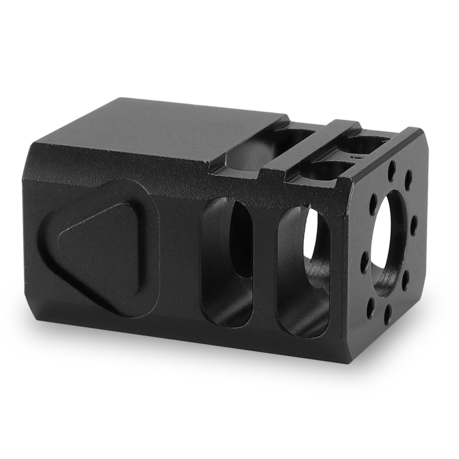 TBC 9mm Glock Pistol Micro Compensator - Glock Parts at