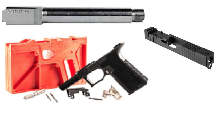 Glock 17 Bare Bones Kit