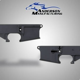 AM-15 80% Lower Receiver