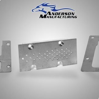 Anderson 80% AR-15 Lower Jig Kit Replacement Faceplates