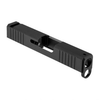 Glock 43 iron sight cut slide