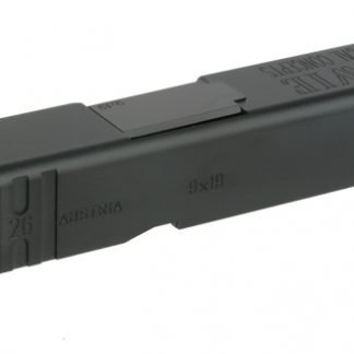 Glock 26 custom slide