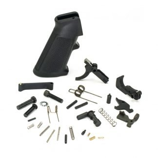 AR pistol caliber lower parts kit