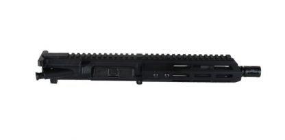 """7.5"""" Complete Pistol Upper Receiver"""