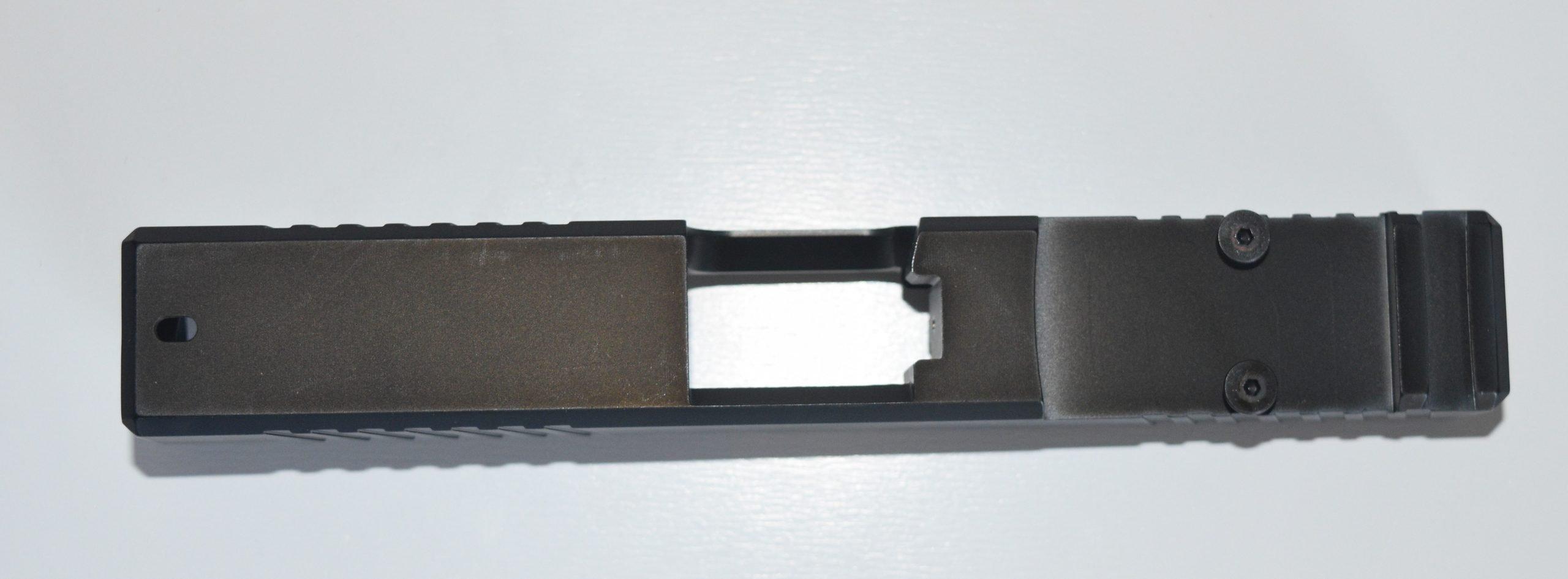 Glock 19 DLC RMR
