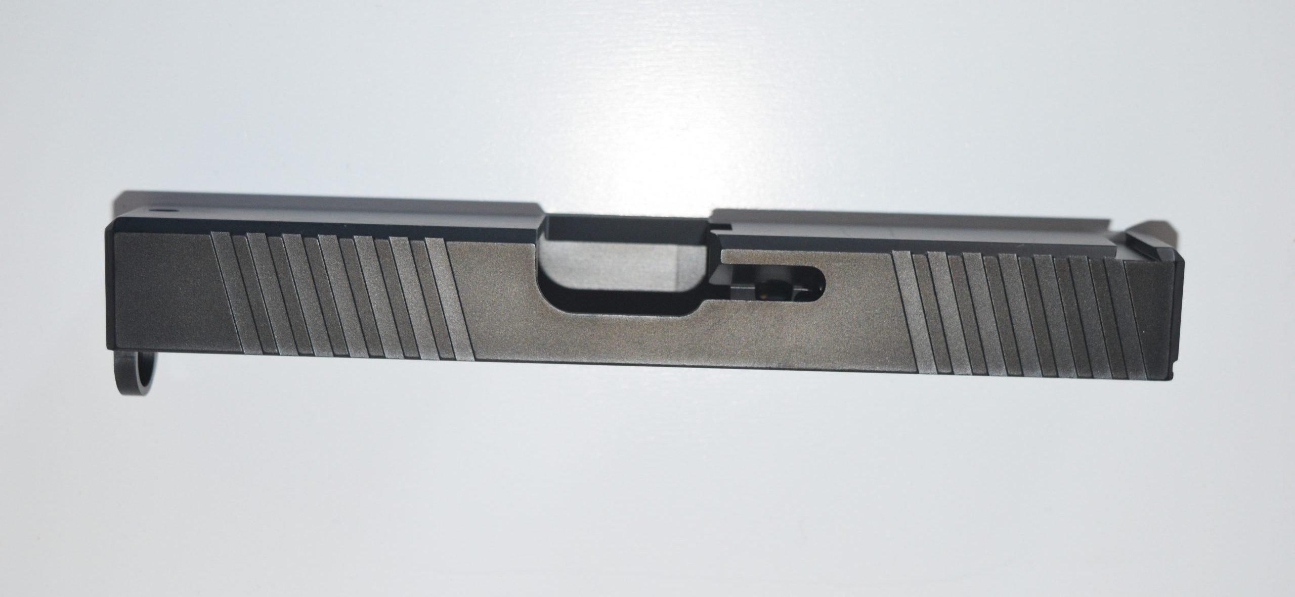 Glock 19 DLC Standard Slide
