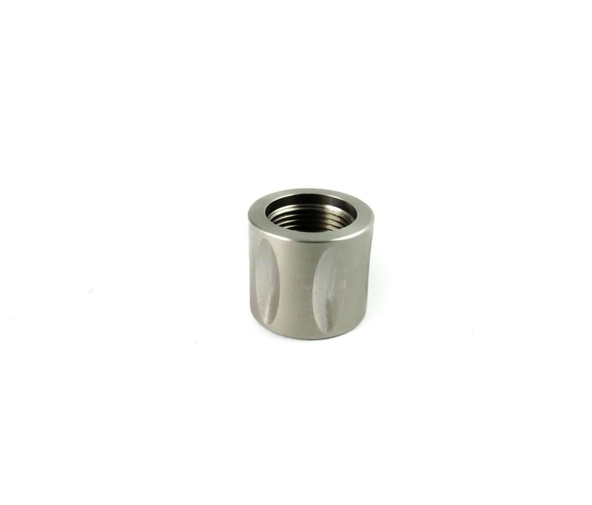 9mm stainless steel thread protector