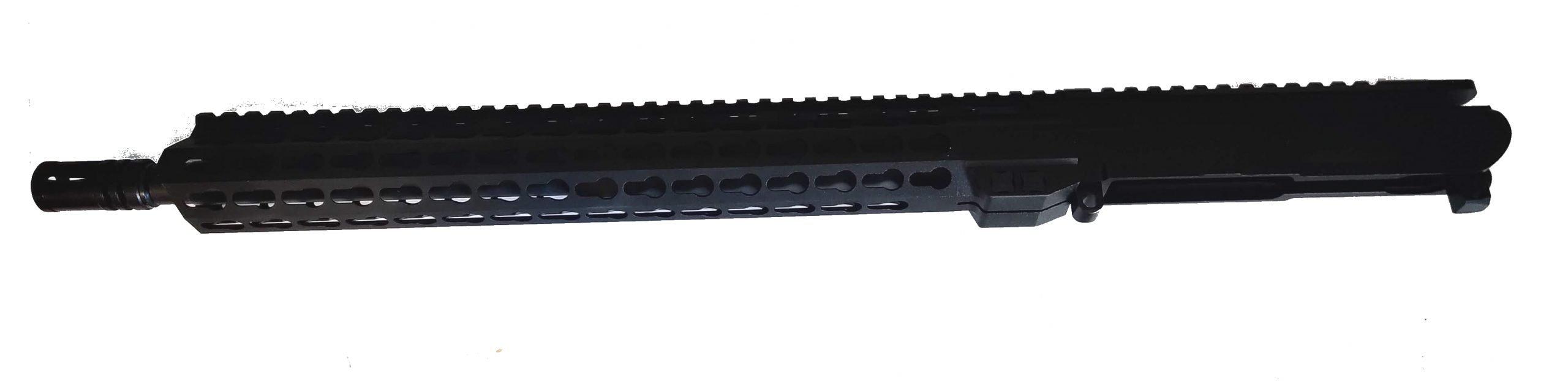 "16"" carbine upper keymod rail"