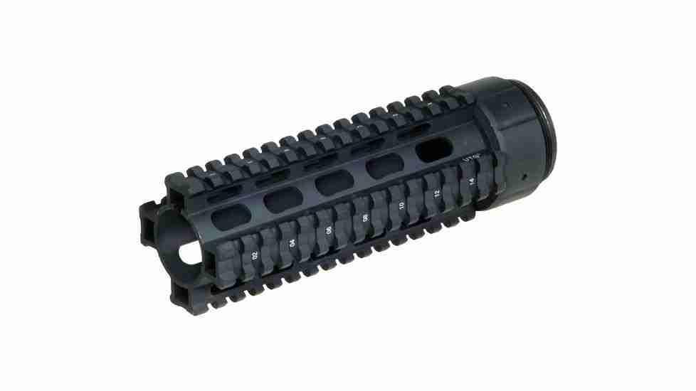 "UTG 6.7"" carbine length handguard"