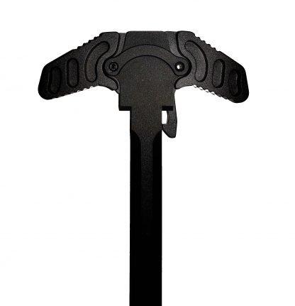 AR-15 Engraved charging handle