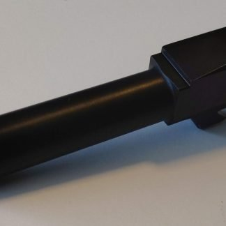 Glock 43 Black Nitride Replacement Barrel