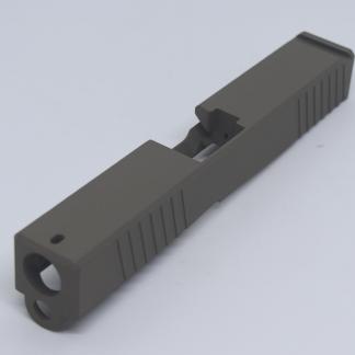 Glock 19 FDE Standard Slide