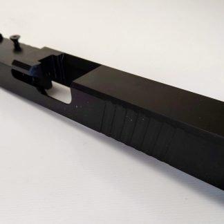 Glock 17 DLC RMR Cut Slide
