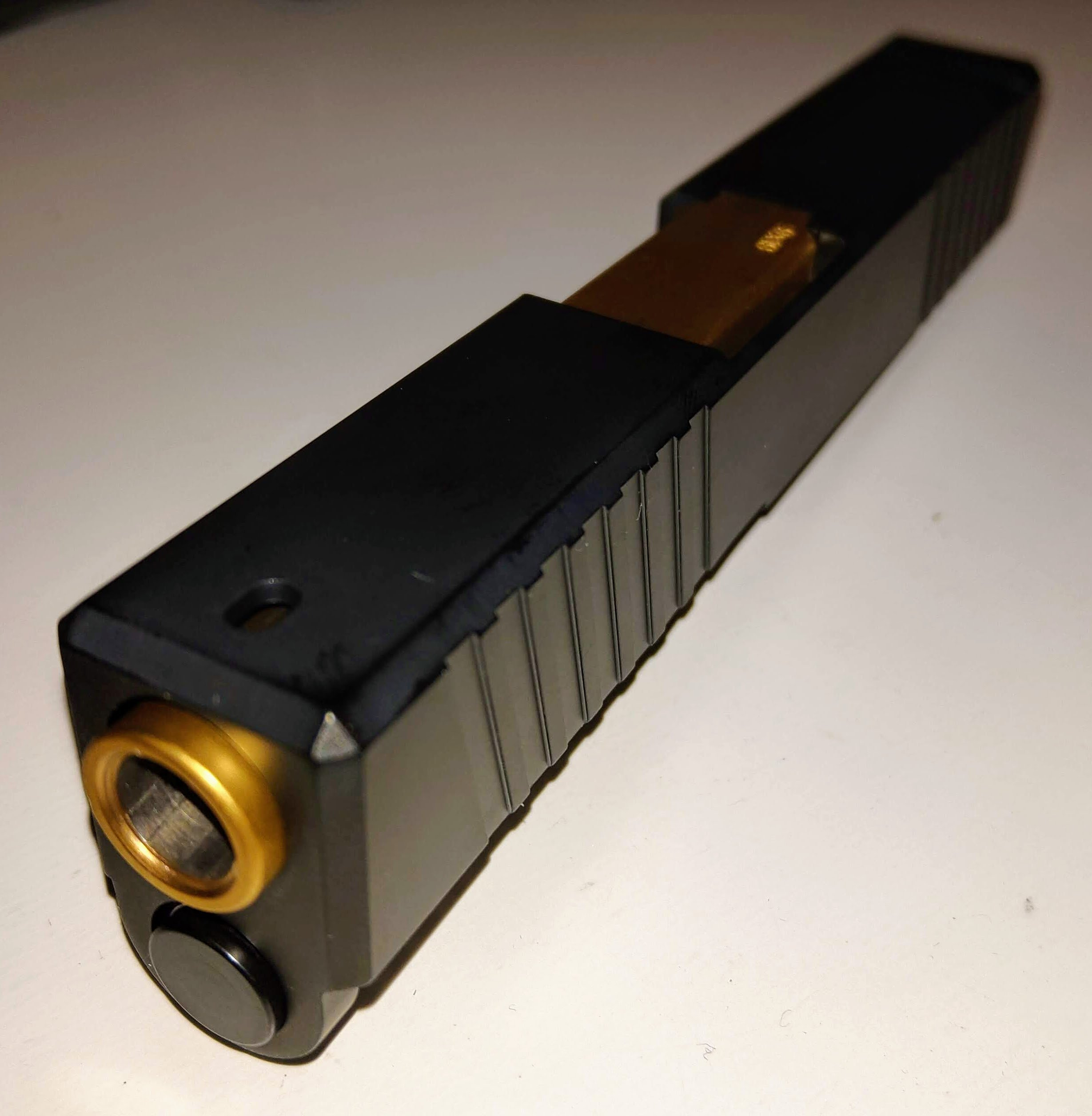 Build Your Own Glock 43/43X Slide